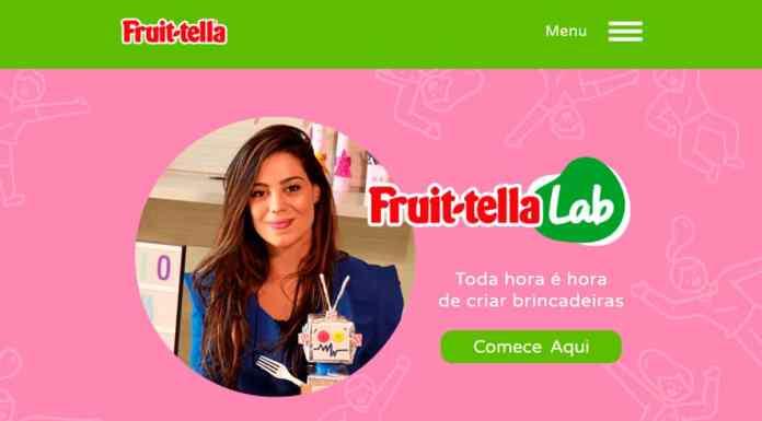 Plataforma Fruittella Lab.