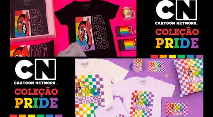 Coleção CN Pride Cartoon Network