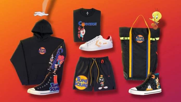 Coleção Nike Space Jam