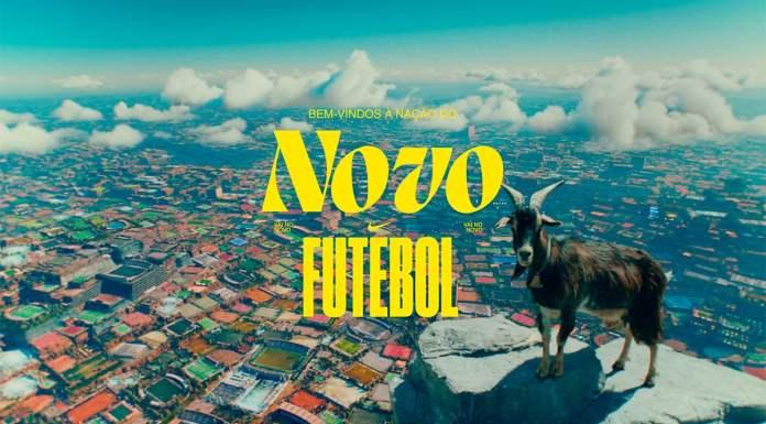 Campanha global da Nike: Novo Futebol.