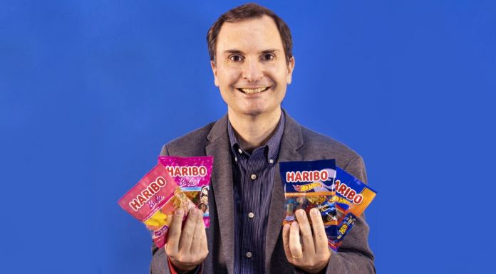 Haribo e Mattel se unem para lançar doces Hot Wheels e Barbie