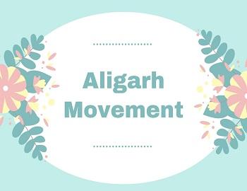 Aligarh Movement gk - Sir Sayyid Ahmad Khan & the Aligarh Movement
