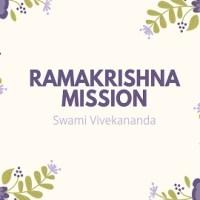 Swami Vivekananda & Ramakrishna Mission
