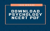 NCERT Psychology