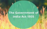 The Government of India Act 1935