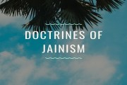 Teachings Or Doctrines Of Jainism