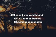 General Characteristic Properties Of Electrovalent And Covalent Compounds
