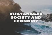 Vijayanagar Society And Economy