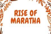 Rise of Maratha
