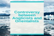 Points of Controversy between Anglicists and Orientalists
