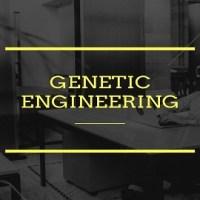 Genetic Engineering (Recombinant DNA Technology)