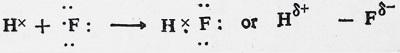 hydrogen fluoride for polar covalent bond - What are Polar and Non-polar Covalent Bonds?