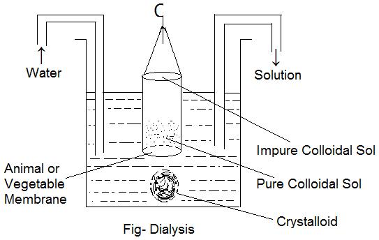 dialysis - Dialysis and Electro-Dialysis