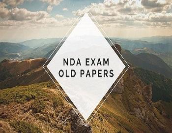 download nda exam old paper - UPSC NDA Examination – Previous Year Papers