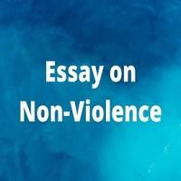 Essay on Non-Violence