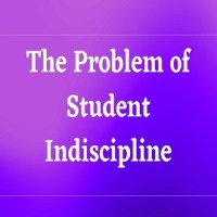 Essay on The Problem of Student Indiscipline
