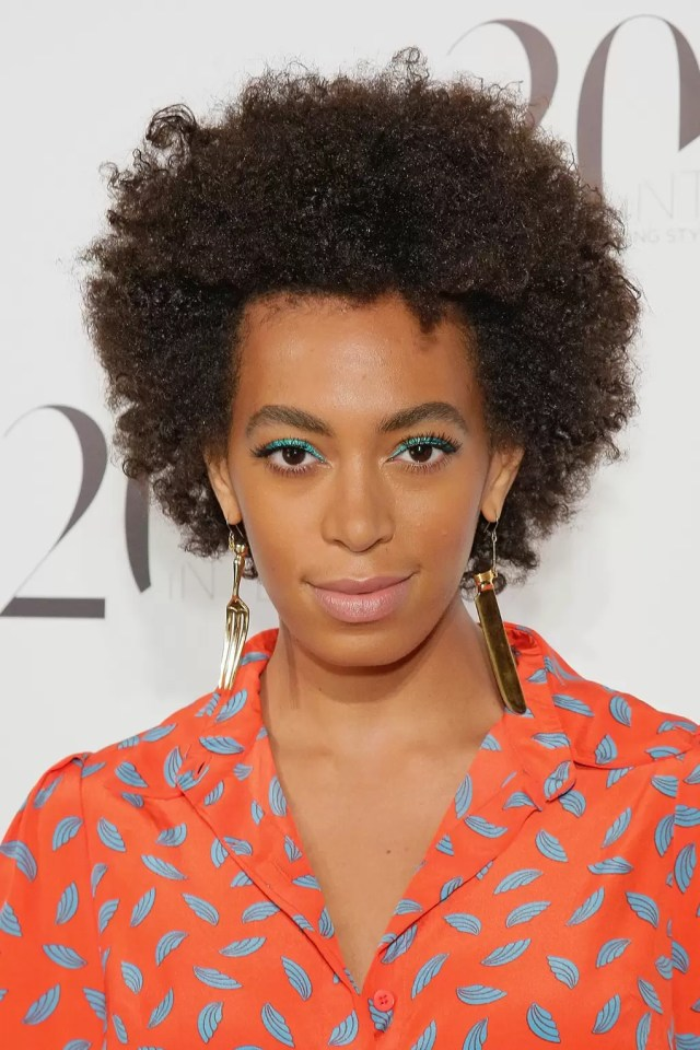 afro hair icons: celebrity afro hair and hairstyles | glamour uk