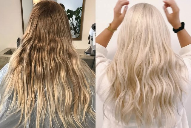 white blonde hair: how to go platinum blonde and best