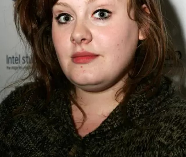 Summer 2008 Adele Is Looking A Little Dishevelled Sweep That Hair Up Into A Tidy Up Do Pronto