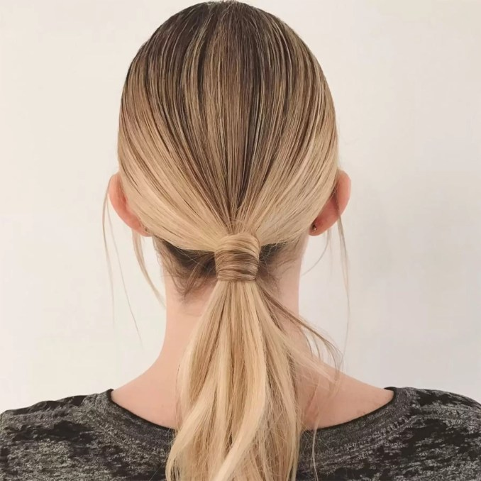 ponytail hairstyles 2019: hair up ideas | glamour uk