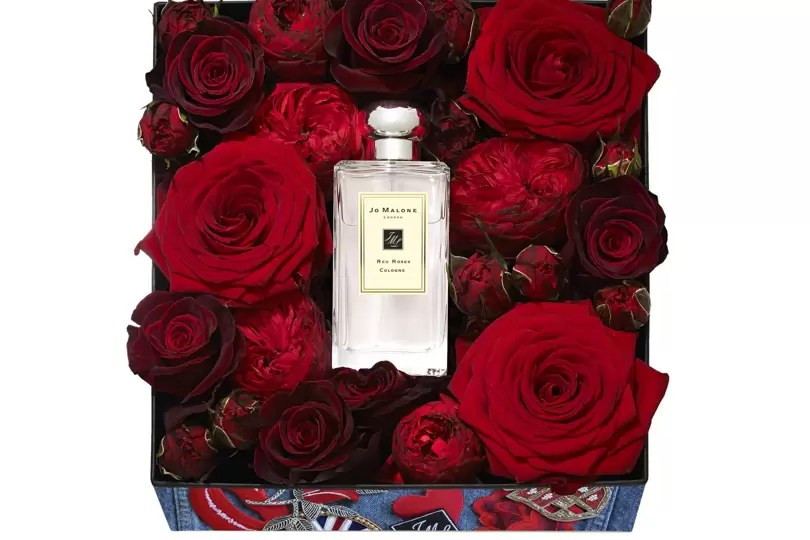 Jo Malone Valentines Day Gift Box 2017 Red Roses