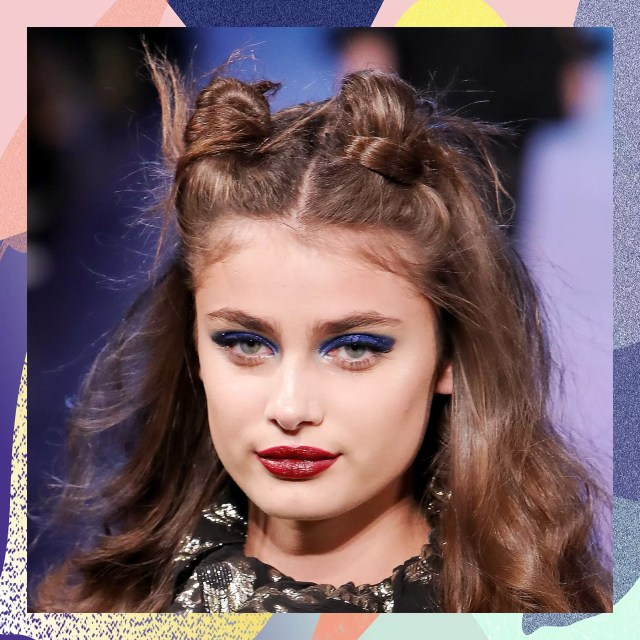 second day hair ideas for dirty unclean hair | glamour uk