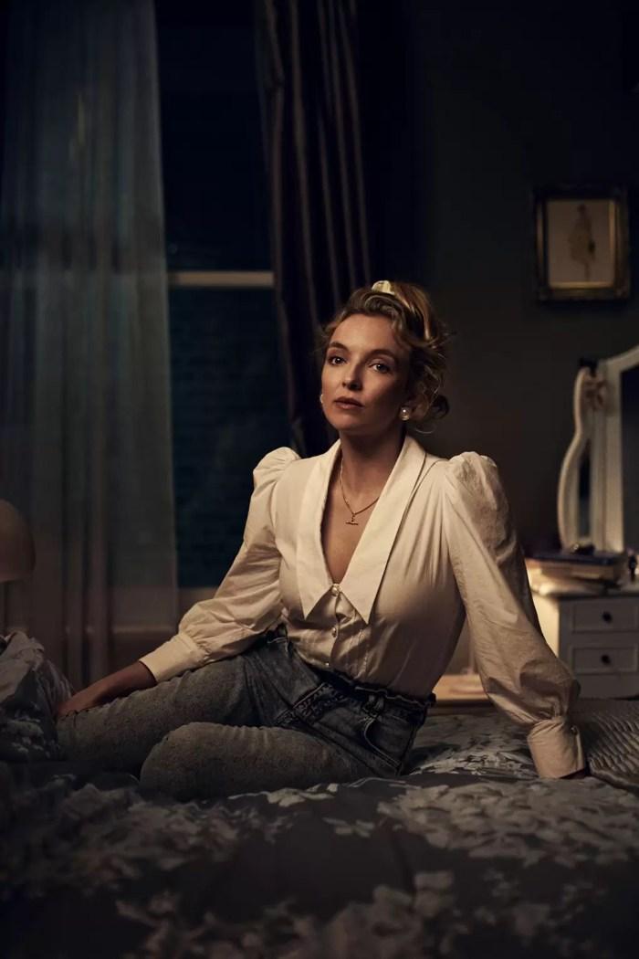 Jodie Comer as Lesley