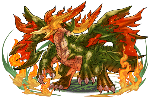 [Generate Earth Dragon]