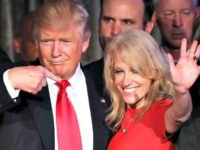 The Atlantic: Kellyanne Conway 'a Principal Architect' of Donald Trump's 2016 Victory