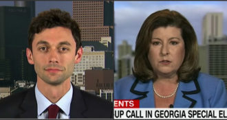 The Georgia Sixth District Fiasco