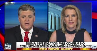 Laura Ingraham Points Out Media have been Talking Impeachment since November