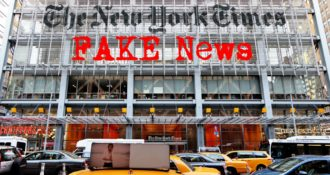 Senator Tom Cotton Rips the NY Times for Latest Lies