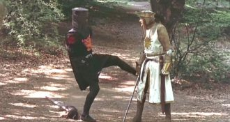 """Progressives are Now Officially the """"Black Knight"""""""