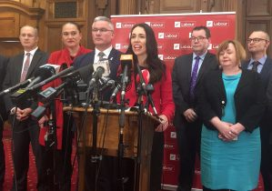New Zealand opposition leader launches campaign for 'brave' tackling of inequality