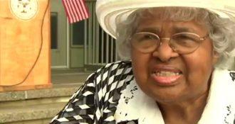 "NAACP Leader Calls for an End to ""Senseless"" Destruction"