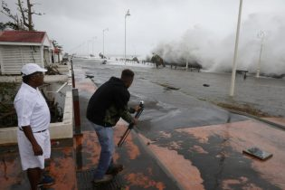 Hurricane Maria bears down on St. Croix, Puerto Rico after trashing Dominica