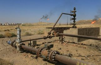 Oil seen as real prize of Iran's Kurdish adventure