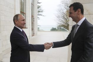 Putin Hosts Assad Ahead of U.N.-Sponsored Peace Talks