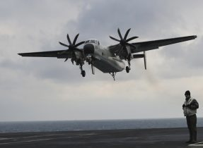 DEVELOPING: U.S. Naval Aircraft Down Off Okinawa, 8 Survivors Rescued From Crash Site, Search Continues