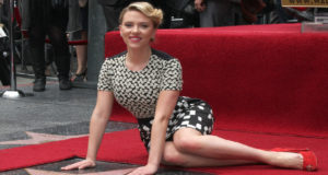 Hollywood Star Scarlett Johansson Proves That Immoral Liberals Have Failed America's Girls