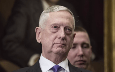 """""""Mad Dog"""" Mattis Takes Matters Into His Own Hands After He Is Told He Will Be Late for Military Speech"""