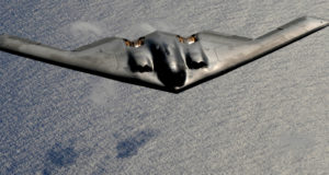 Kim Jong Un Spooked as Air Force Puts Stealth Bombers on Doorstep