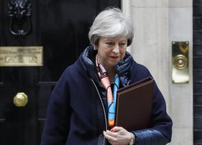U.K. Prime Minister Plans Reprisal on Russia for Death of Former Spy