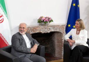 Iran's Zarif says had constructive EU meeting over nuclear deal: Tasnim