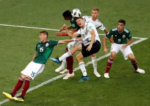 Germans awake to doom and gloom after Mexico loss
