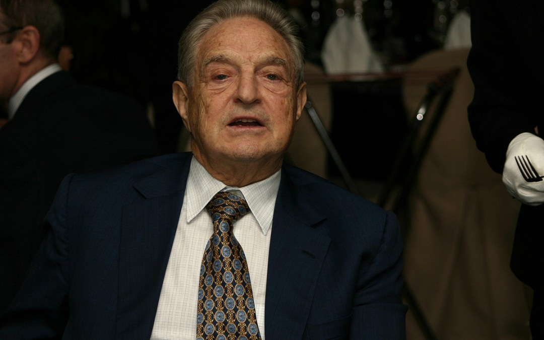 Globalist George Soros Sends Influx of Cash to Failing Fake News-Paper