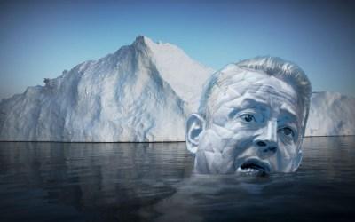Al Gore Softens on President Trump in Latest Environmental Babbling