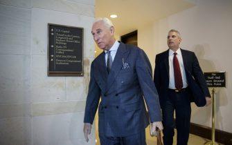 Roger Stone: I'll Never Testify Against President Trump