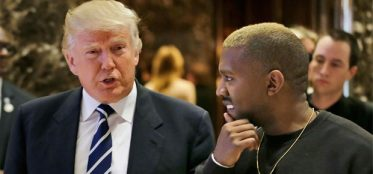 "Kanye West Supports President Trump, Says ""Liberals Can't Bully Me"""