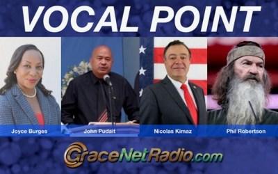 Vocal Point:  From Lebanon to Louisiana